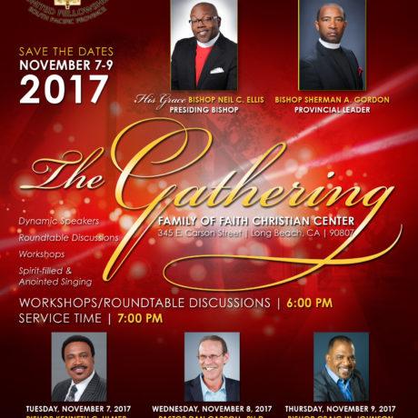 The Gathering - Nov. 7th - 9th