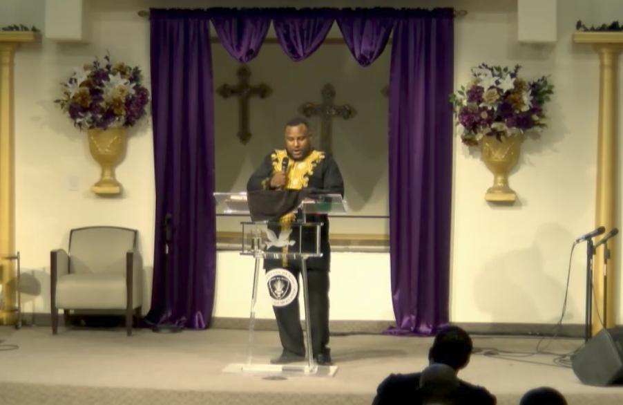 13th Annual Pastor Appreciation 10-11-17